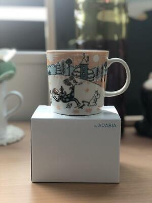 New 2019 Arabia Moomin Valley Park Japan Limited Moomin Mug  F/S tracking number