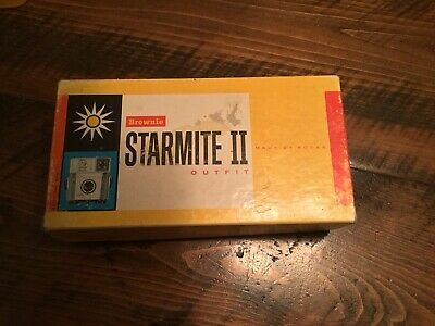 Kodak Starmite Ii In Original Box