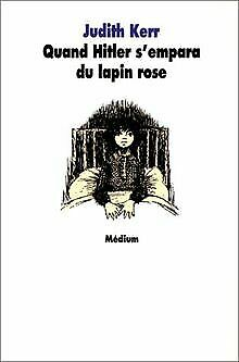 Quand Hitler s'empara du lapin rose by Judith Kerr | Book | condition acceptable
