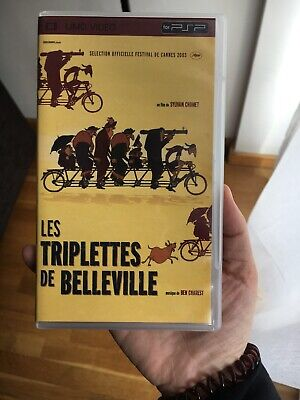 UMD Video for PSP - Les Triplettes De Belleville - FR Version