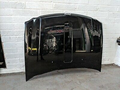Jeep Grand Cherokee Wk Wh Bonnet Panel