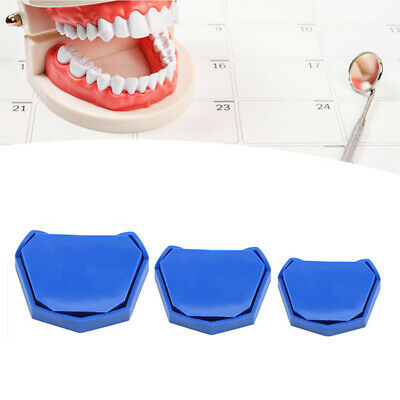 Hot Dental Lab Plaster Model Base Molds Notches Tray Dentist Oral Care Tool 1X