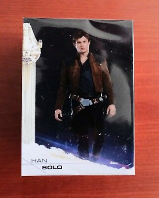 A Star Wars Story 2018 Topps Trade Card Han Solo #80 Solo C2059