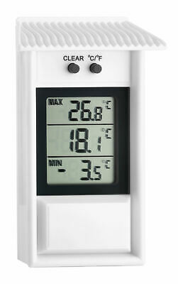 TFA 30.1053 Digitales Thermometer ohne Batterie