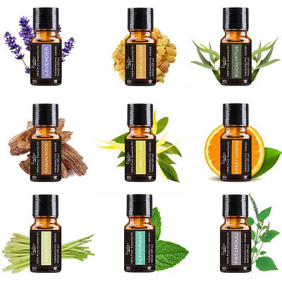 Essential Oil Pure Natural Aromatherapy Diffuser Therapeutic Grade Massage Gifts