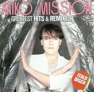 Miko Mission - Greatest Hits & Remixes (2 CD) (Original Verpackt) Italo Disco
