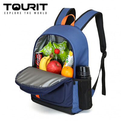 TOURIT Sport Coolers Lightweight Backpack with Cooler Insulated Backpack Cooler
