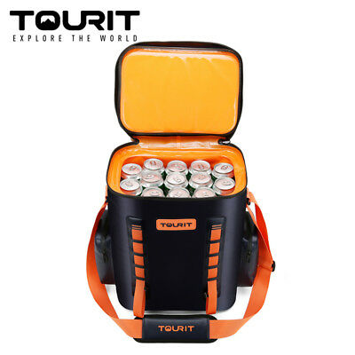 TOURIT Leak-proof Soft Sided Large Capacity Waterproof Insulated Cooler Backpack