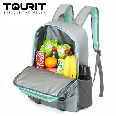 TOURIT Insulated Backpack Cooler Bag Large Capacity Lunch Backpack with Cooler