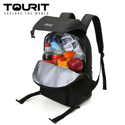 TOURIT Insulated Bag Picnic Lightweight Stylish Large Capacity Cooler Backpacks