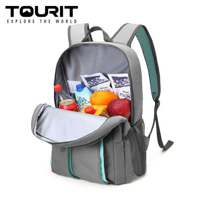 TOURIT Soft Cooler Insulated Cooler Large Capacity Lightweight Backpack 21 Cans