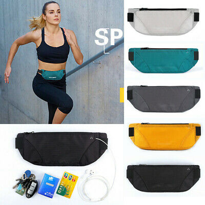 Sports & Entertainment Enthusiastic New Running Waist Bag Waterproof Mobile Phone Pouch Belly Bags For Outdoor Sports Jogging Walking Latest Fashion Sports Bags