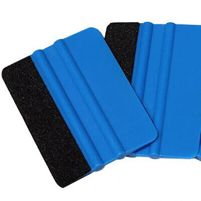 Plastic Felt Edge,Squeegee Car Vinyl Wrap Application Tool Scraper Decal Top