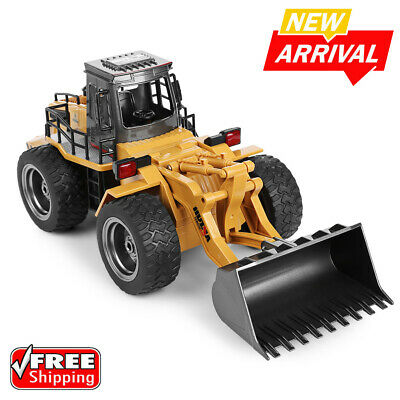 HUINA 1510 1:16 2.4GHz 11CH Remote Control Alloy RC Excavator RTR RC Car Truck