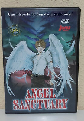 Dvd Pelicula Ova Manga Anime Angel Sanctuary Jonu Media