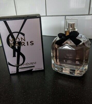 YSL Yves Saint Laurent Mon Paris women's Perfume Eau De Parfum EDP 5ml sample