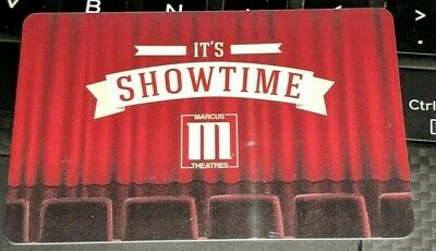 $101 Marcus Theatres Gift Card