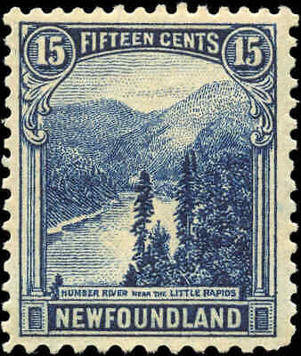 Mint Canada Newfoundland 1923-1924 15c Scott #142 Stamp Never Hinged