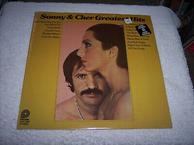 Lp<<Sonny & Cher<<Greatest Hits  **Factory Sealed**   #11