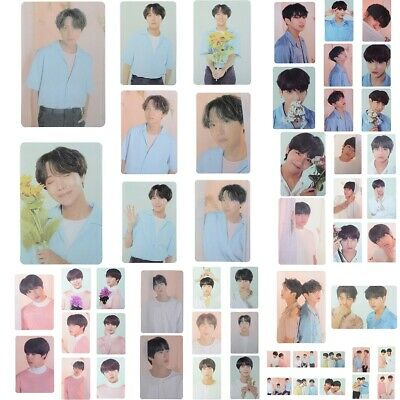 8pcs/Set Neu KPOP BTS Boys Love Yourself Photocard Fotokarte HD Lomo Karten