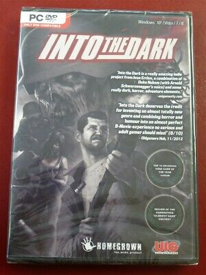 Video Game PC Into the Dark NEW SEALED