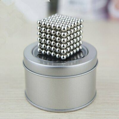 3mm Magic Magnet Balls 216pcs Strong Magnetic Puzzle Game For Stress Relief wt