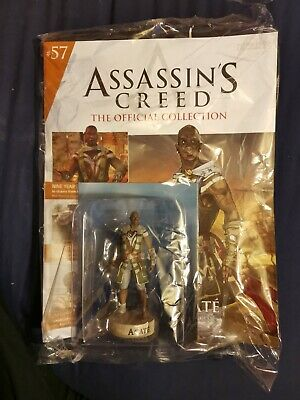 Hachette Assassin's Creed figurine Collection: AGATE Issue 57- NEW AND SEALED