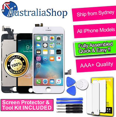 iPhone 6 Plus 7 8 6S 5 S LCD Touch Screen Replacement Digitizer Display Assembly