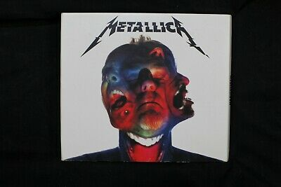 Metallica ‎– Hardwired... To Self-Destruct 3 CDs - Digipak - (C72)