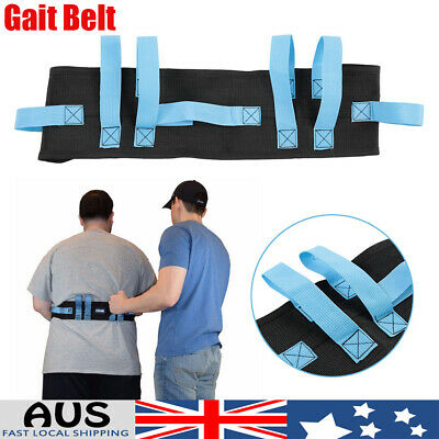 Gait Belt Patient Lift Transfer Board Slide Belt Medical Lifting Transport Belts