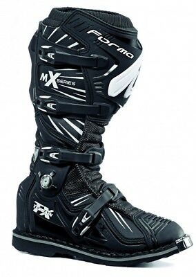 Forma Terrain TX Boot Black MX Motocross Enduro Quad Off road Adult Boots