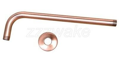 Antique Red Copper Shower Arm for Wall mounted Shower Head Fixed Pipe Zsh100