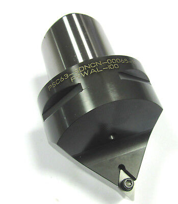 Clamp Rotary Holder Capto C6 PSC63 Sdncn 11 F. Wsp DCMT11T3... New Wodex L1278