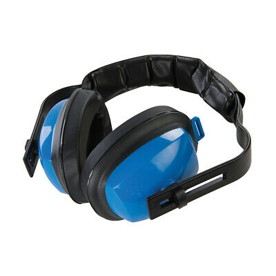 Silverline  Compact Lightweight Ear Defenders SNR 22dB  (140858)