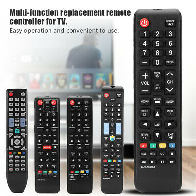 Replacement Smart Remote Control TV Controller for Samsung AA59-00666A RM-D1078