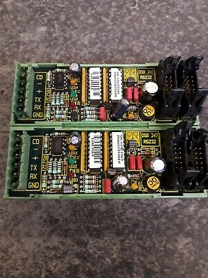 Gilbarco Veeder Root ,Doms dsb 347 tank gauge and pos pcb
