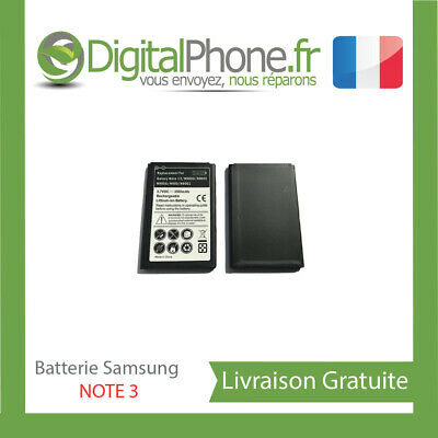 Batterie Neuve Samsung Galaxy Note 3 N9005 B800Be ---0 Cycle--- Tva Recuperable