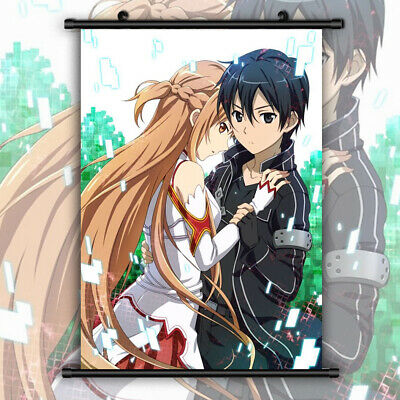 SWORD ART ONLINE POSTER PICTURE WALL ART PRINT A3 AMK2545