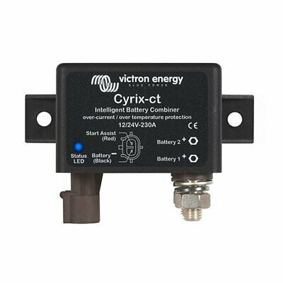 Battery Combiners Cyrix Ct 12/24V 230A Victron Energy