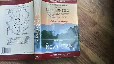 The Northern Fells (Pictorial Guides to the Lakeland Fells): 5, Wainwright, Alfr