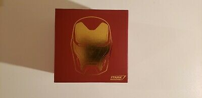 Officially Licensed Marvel Iron Man Stark Industries Chest Arc Reactor Magnet