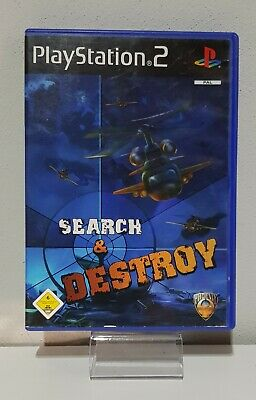 Search & Destroy (PS2) IN Box, A5115