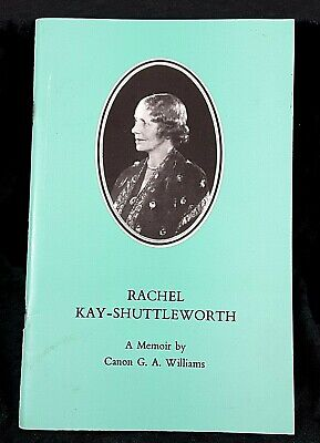 Rachel Kay-Shuttleworth 1886-1967 Embroidery Lace Arts & Crafts Textile Skills