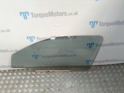 2004 Astra GSI Passenger side front window glass