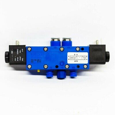 Rexroth by Bosch Series 740 Electrically Operated 5/4 Directional Valve 57275...