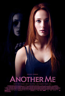ANOTHER ME MOVIE POSTER 2 Sided ORIGINAL FINAL 27x40 SOPHIE TURNER IVANA BAQUERO