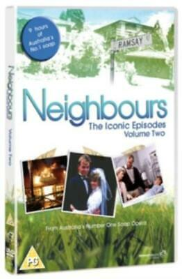 Neighbours: The Iconic Episodes - Volume 2 =Region 2 DVD,sealed=