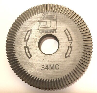 Ilco Key Cutter Wheel 34MC Machine I 7 Free Shipping Unican