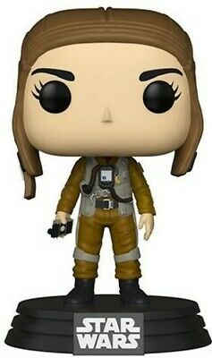 The Last Jedi - Paige - Funko Pop! Star Wars (2019, Toy NUEVO)