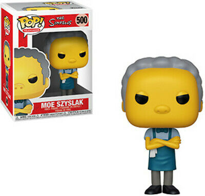 Simpsons - Moe - Funko Pop! Animation: (2019, Toy NUEVO)